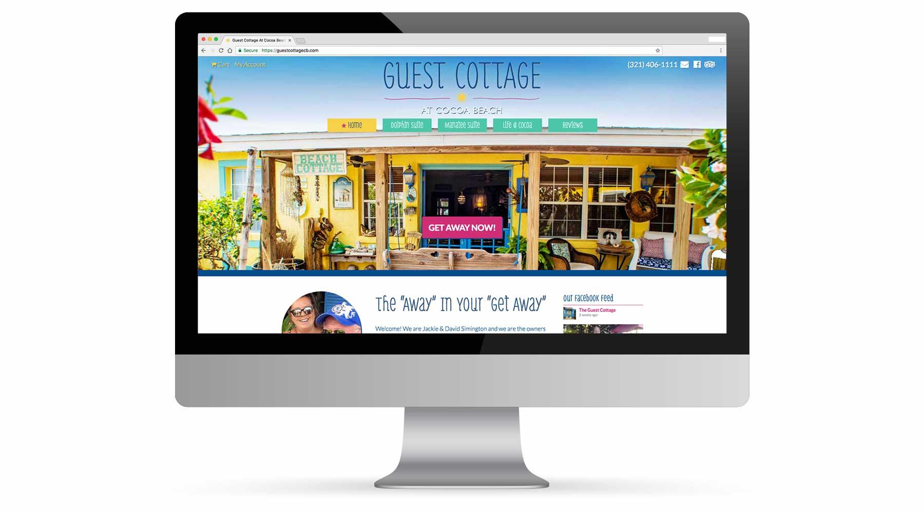 Guest Cottage Portfolio Featured Image