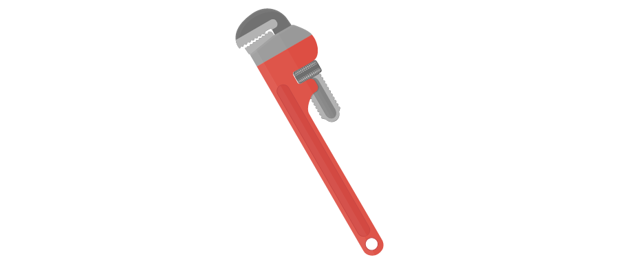 Pipe Wrench - Joe The Plumber