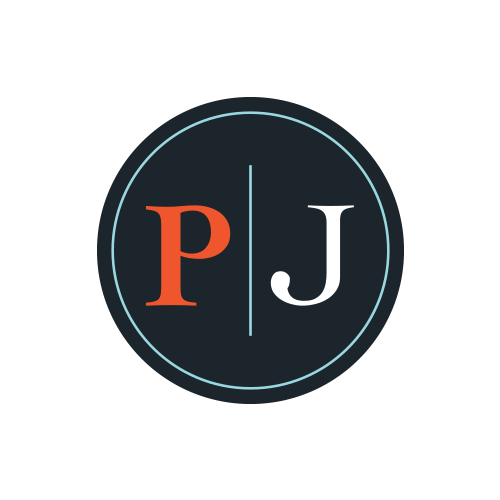 P Johnson Construction Branding Mark-1