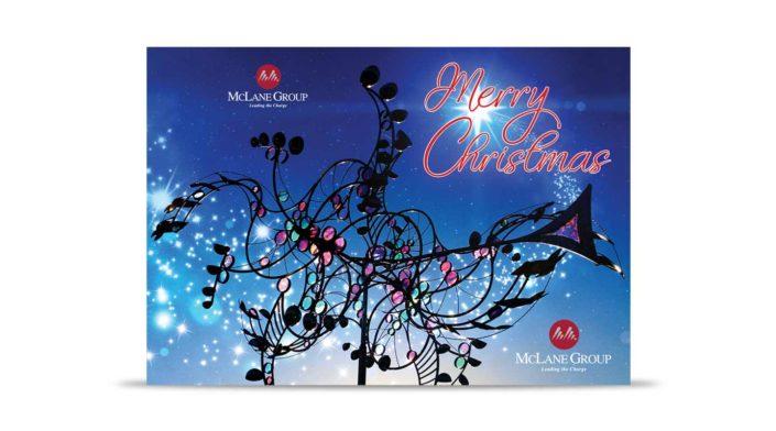 McLane Group 2017 Christmas Card