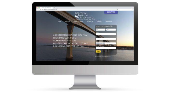 Baldwin-Briscoe-Steinmetz-Website