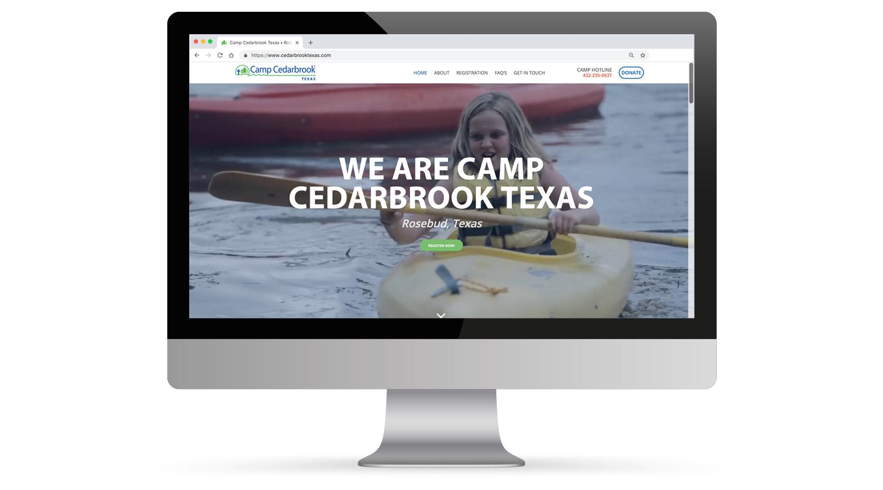 Cedarbrook-Website-Portfolio