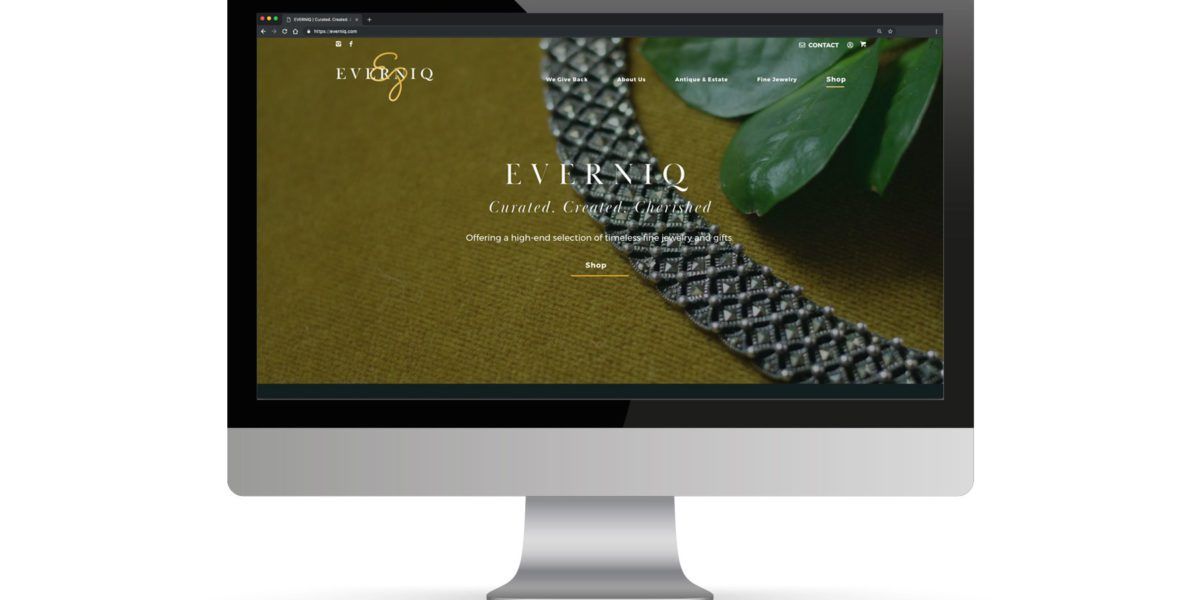 EVERNIQ-Website-Portfolio