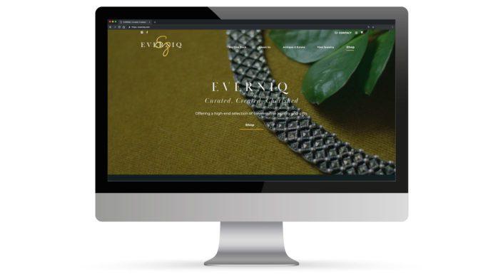 EVERNIQ-Website-Portfolio